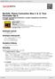 Digitální booklet (A4) Bartók: Piano Concertos Nos.1 & 2; Two Portraits Op.5