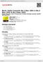 Digitální booklet (A4) Bach: Violin Concerto No.1 Bwv 1041 & No.2 Bwv 1042 & No.3 Bwv 1043