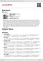 Digitální booklet (A4) Žabí hlen