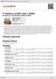 Digitální booklet (A4) V kokonu svršků sám v lůžku
