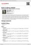 Digitální booklet (A4) Rock'n'rollový miláček