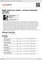 Digitální booklet (A4) Najdi místo pro radost - archivní nahrávky 1976/89
