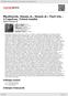 Digitální booklet (A4) Mysliveček, Stamic,A., Stamic,K.: Čtyři tria , 3 Caprices, Triová sonáta