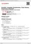 Digitální booklet (A4) Dvořák: Complete Symphonies; Tone Poems; Overtures; Requiem