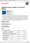 Digitální booklet (A4) Viewegh: Krátké pohádky pro unavené rodiče