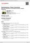 Digitální booklet (A4) Rachmaninov: Piano Concertos