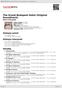 Digitální booklet (A4) The Grand Budapest Hotel (Original Soundtrack)