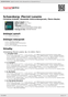 Digitální booklet (A4) Schoenberg: Pierrot Lunaire