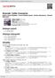 Digitální booklet (A4) Dvorak: Cello Concerto