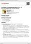 Digitální booklet (A4) Scriabin: Symphonies Nos. 3 & 4