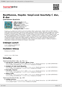 Digitální booklet (A4) Beethoven, Haydn: Smyčcové kvartety C dur, B dur