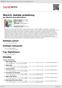 Digitální booklet (A4) Werich: Italské prázdniny