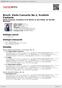 Digitální booklet (A4) Bruch: Violin Concerto No.1; Scottish Fantasia