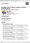 Digitální booklet (A4) Respighi: Pini di Roma; Fontane di Roma; Feste Romane