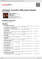 Digitální booklet (A4) Christmas Sensation With Johnny Mathis