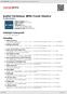 Digitální booklet (A4) Joyful Christmas With Frank Sinatra