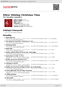 Digitální booklet (A4) Silver Shining Christmas Time