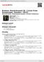 Digitální booklet (A4) Brahms: Klavierkonzert Nr. 2 [Live From Semperoper, Dresden / 2013]