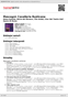 Digitální booklet (A4) Mascagni: Cavalleria Rusticana