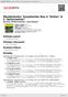 "Digitální booklet (A4) Mendelssohn: Symphonies Nos.4 ""Italian"" & 5 ""Reformation"""