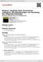 Digitální booklet (A4) Wagner: Siegfried Idyll; Ouverturen: Lohengrin, Die Meistersinger von Nurnberg, Der fliegende Hollander