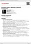 Digitální booklet (A4) Emotion (Ain't Nobody) [Remix]