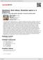 Digitální booklet (A4) Smetana: Dvě vdovy. Komická opera o 2 dějstvích