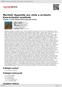 Digitální booklet (A4) Martinů: Rapsódie pro violu a orchestr, Koncertantní symfonie