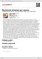 Digitální booklet (A4) Mysliveček: Kvintety pro smyčce