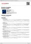 Digitální booklet (A4) Broken English