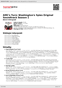 Digitální booklet (A4) AMC's Turn: Washington's Spies Original Soundtrack Season 1