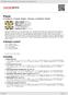 Digitální booklet (A4) Písně