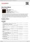 Digitální booklet (A4) The First Album