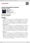 Digitální booklet (A4) Living Thing [Bonus Version]
