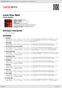 Digitální booklet (A4) Love Ran Red