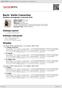 Digitální booklet (A4) Bach: Violin Concertos