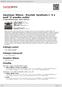 """Digitální booklet (A4) Smetana: Vltava - Dvořák: Symfonie č. 9 e moll """"Z nového světa"""""""