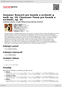 Digitální booklet (A4) Sommer: Koncert pro housle a orchestr g moll, op. 10, Chausson: Poem pro housle a orchestr, op. 25