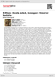 Digitální booklet (A4) Britten: Chvála koled, Honegger: Vánoční kantáta