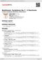Digitální booklet (A4) Beethoven: Symphony No.7 / 3 Overtures