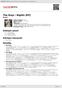 Digitální booklet (A4) The Days / Nights [EP]