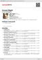 Digitální booklet (A4) Gospel Night