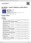 Digitální booklet (A4) Hej Mistře - písně a koledy ve stylu DISCO