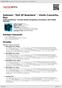 """Digitální booklet (A4) Salonen: """"Out Of Nowhere"""" - Violin Concerto; Nyx"""