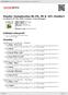 Digitální booklet (A4) Haydn: Symphonien Nr.94, 96 & 101 [Audior]