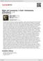 Digitální booklet (A4) Růže od Casanovy ( Liszt, Schumann, Offenbach ... )