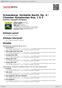 Digitální booklet (A4) Schoenberg: Verklarte Nacht, Op. 4 / Chamber Symphonies Nos. 1 & 2