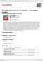 """Digitální booklet (A4) Händel: Koncert pro orchestr č. 25 """"Vodní hudba"""""""