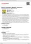 Digitální booklet (A4) Písně (Schubert, Mahler, Strauss)