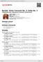 Digitální booklet (A4) Bartók: Violin Concerto No. 2; Suite No. 2